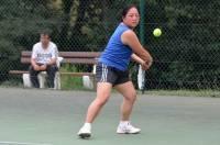 Céline Chalendard a remporté son premier match.