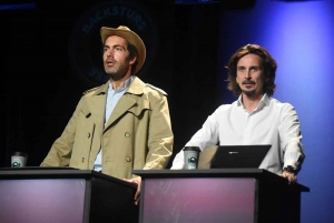 Yssingeaux : Ben et Arnaud Tsamère applaudis par 430 spectateurs
