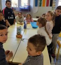 On a fêté la Chandeleur à l'école Sainte-Thérèse de Vorey-sur-Arzon