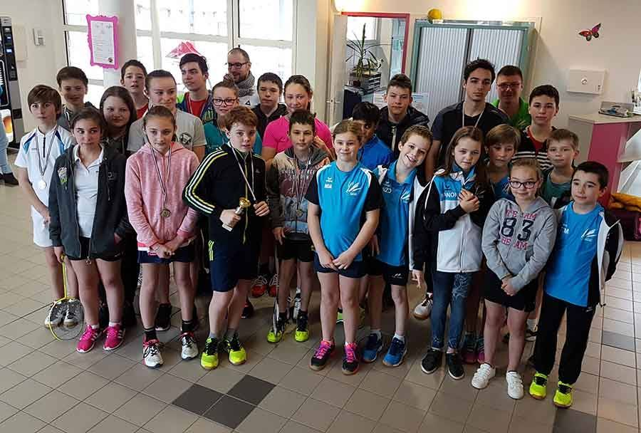 Badminton : 130 joueurs à la Coupe de la Haute-Loire à Lavoûte-sur-Loire