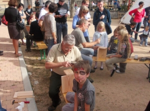 Beaulieu : construisez votre mangeoire pour oiseaux dimanche avec la LPO