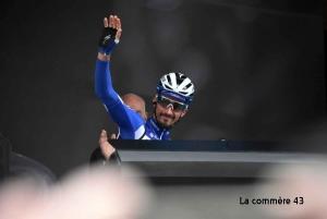 Le Tour de France 2022 passera par la Haute-Loire le samedi 16 juillet