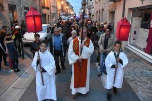 Des processions des pénitents blancs maintenues le 15 août à Tence et Sainte-Sigolène