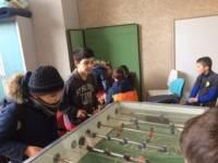 Les Villettes : les écoliers dans la peau d'un futur collégien