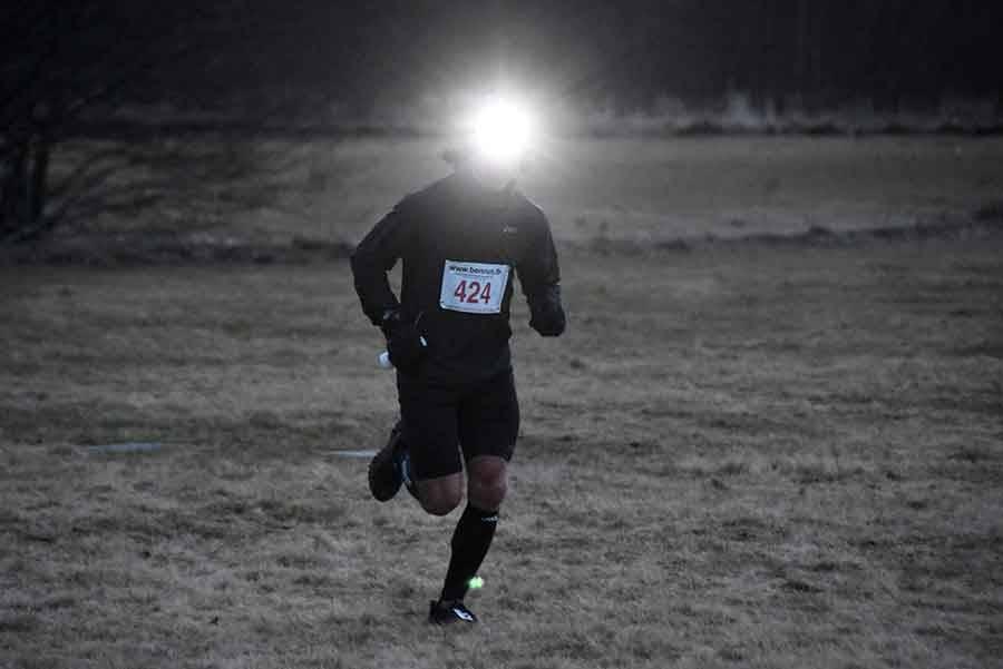 Riotord : le Trail des lucioles en photos