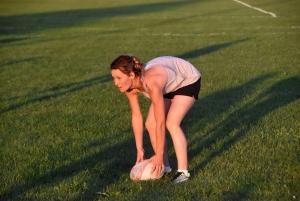 Tence : attrape-moi si tu peux au Rugby Touché