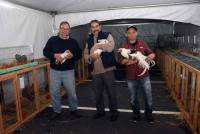 Retournac : l'exposition d'aviculture ouvre la Foire des pâquerettes