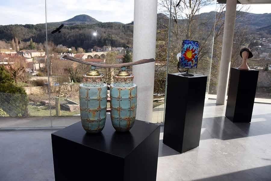 Un prélude aux Journées des métiers d'art au musée de Retournac