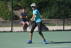 Tence : le tableau 2e série débute au tournoi de tennis