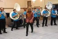 Saint-Romain-Lachalm : des musiques de rue... en salle