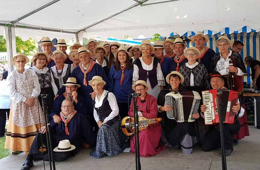 Un spectacle folklorique avec Lous Pastourios le 22 octobre