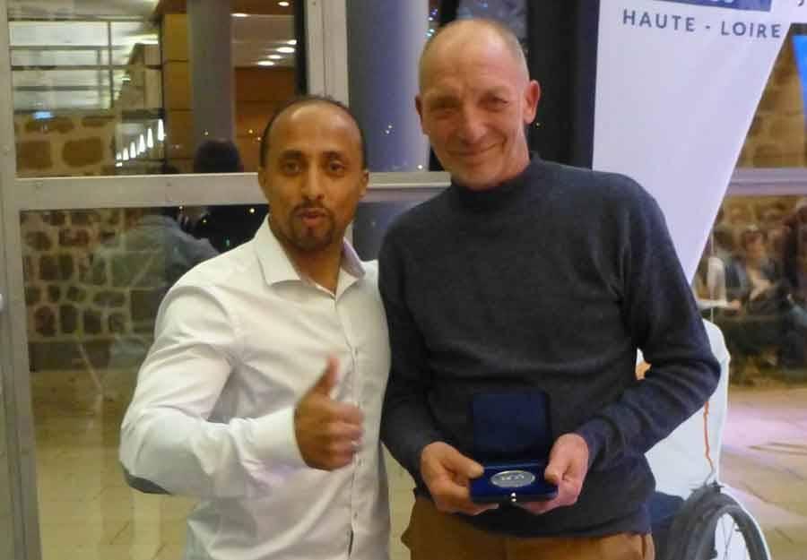 Les sportifs de Haute-Loire récompensés par le comité olympique