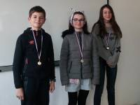 Aurec-sur-Loire : trois gagnants au concours de mathématiques au collège privé