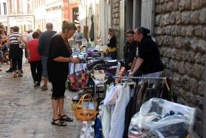 Saint-Didier-en-Velay : plus de 200 exposants sur le vide-greniers dans le centre-bourg