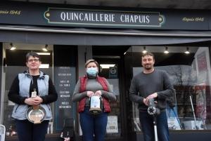 Yssingeaux : à la Quincaillerie Chapuis, vous avez la qualité, le bon prix et le conseil