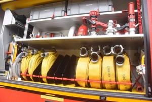 Monastier-sur-Gazeille : un feu prend dans une petite forge