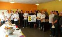 Lantriac : Fabrice Allirol 3e au concours régional de la meilleure baguette