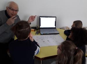 A l'école de la santé à Montfaucon-en-Velay