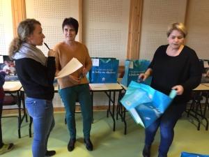 Yssingeaux : les lots sont prêts pour le loto de la gymnastique dimanche