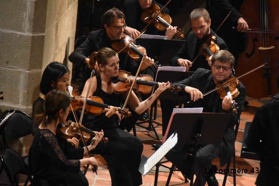 """Le Puy-en-Velay : deux """"baby-concerts"""" le 30 novembre avec l'Orchestre d'Auvergne - La Commère 43"""