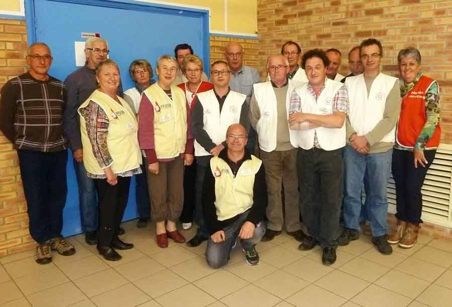 Sainte-Sigolène : 156 participants au don de sang
