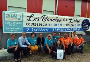 Brives-Charensac : les Boucles de la Loire, le choix entre la course et la marche dimanche
