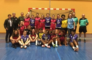Handball : Saint-Etienne/Monistrol conserve la Coupe de la Loire