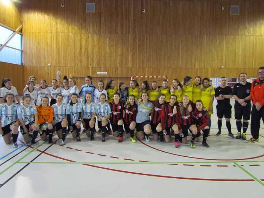 Futsal U17 féminin : le Puy Foot dispose de Saint-Julien-Chapteuil en finale