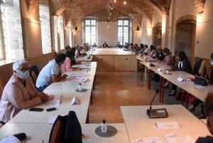 Loire Semène : Frédéric Girodet réélu président d'un cheveu