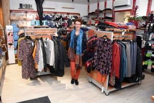 Sainte-Sigolène : trois jours pour inaugurer la nouvelle boutique Cotonelle
