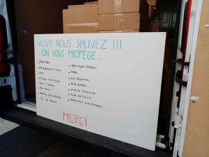 Saint-Agrève : quinze associations se mobilisent contre le Covid-19