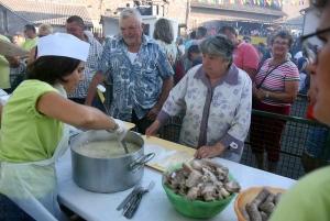 Les Vastres : la soupe aux choux fait toujours recette
