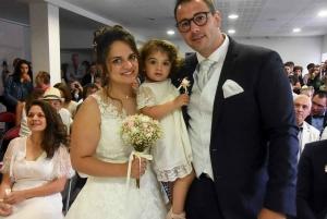 Carnet blanc : Fanette et Guillaume à Borne