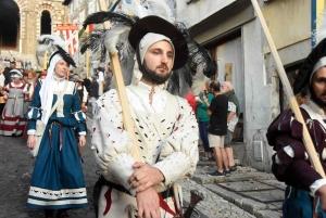Puy-en-Velay : le Roi de l'Oiseau prend son envol (photos)
