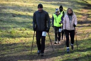 Défi vellave à Monistrol : la marche nordique