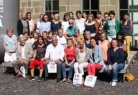 Une équipe du Conseil départemental de la Haute-Loire à la Course des Filles