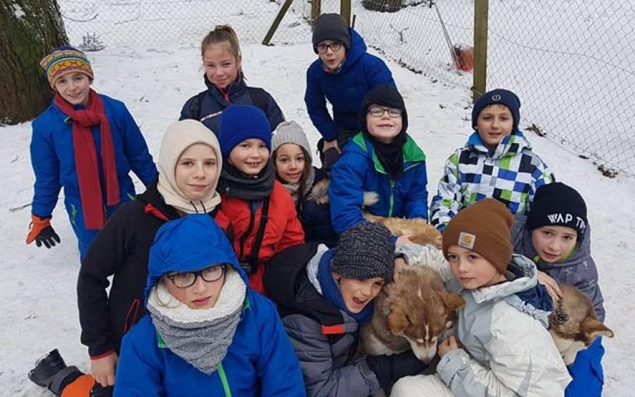 Deux semaines de vacances en Normandie pour 24 enfants