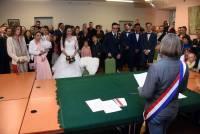 Carnet blanc : Laurie et Antoine à Saint-Maurice-de-Lignon