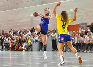 Handball : une promenade de santé pour Saint-Germain/Blavozy en Coupe de France
