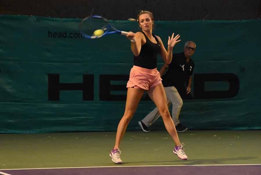 Tennis : Constance Sibille revient en forme et s'offre le tournoi de Tence