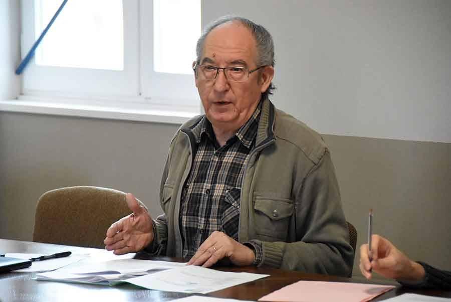 Laurent Coletto, maire depuis 2014