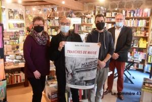 Jacky Rocher en dédicace jeudi à la librairie de Tence