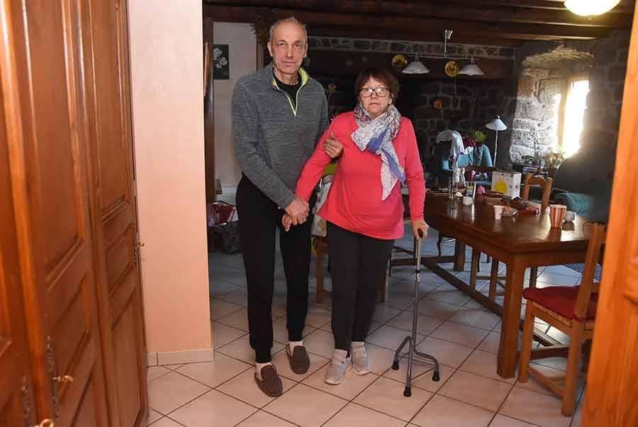 Jean-Pierre et Martine Astier.