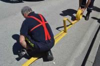 Polignac : un incendie se déclare dans une décharge sauvage
