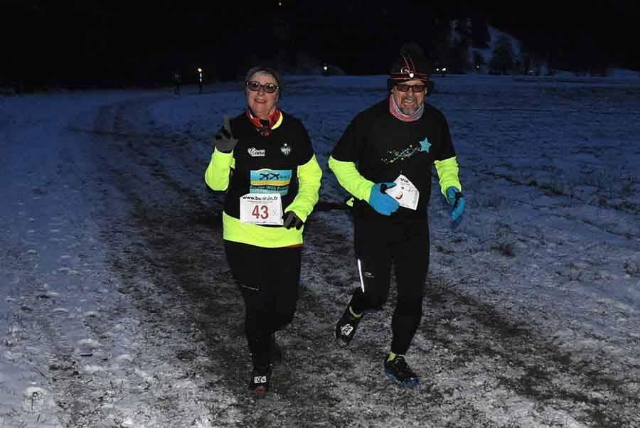 Riotord : 550 participants au Trail des Lucioles (photos)