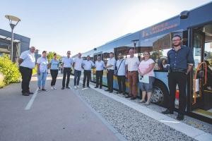 Puy-en-Velay : un hommage rendu au chauffeur de bus de Bayonne violemment agressé