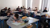 Aurec-sur-Loire : 59 collégiens participent à un concours international de mathématiques