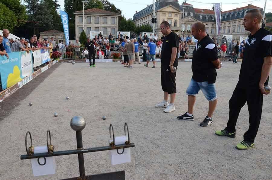 Le Puy-en-Velay, capitale de la pétanque du 17 au 20 août