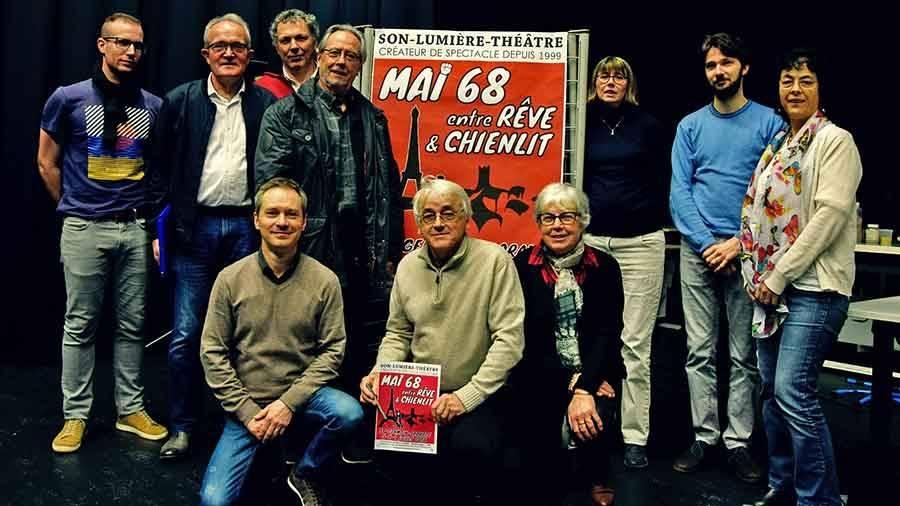 Saint-Germain-Laprade : un spectacle en juillet pour se replonger dans Mai 68