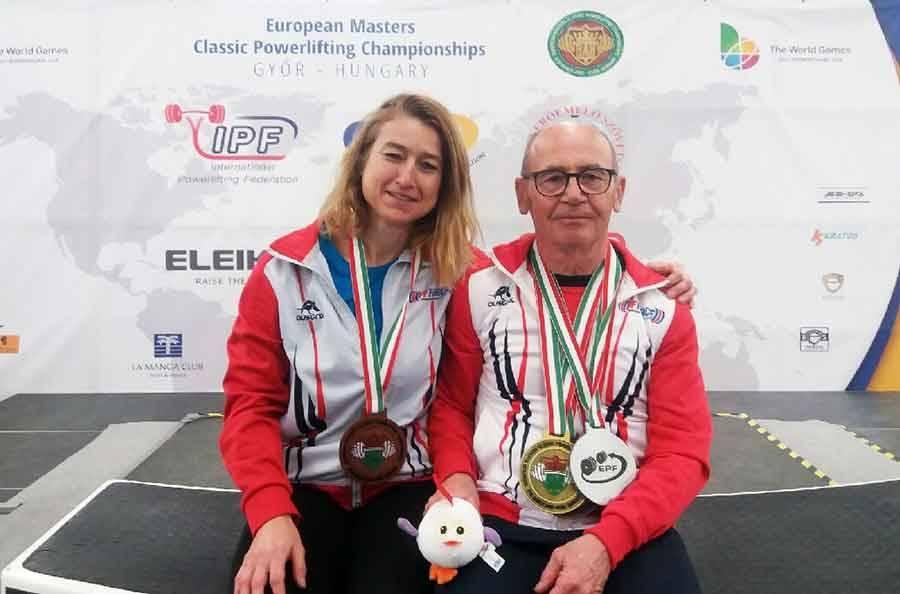 Force athlétique : un titre de vice-champion d'Europe pour Jean Bonnefoy de l'AC Coubon